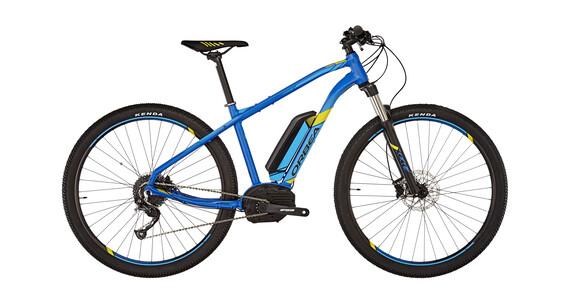 """ORBEA Keram 15 29"""" E-mountainbike blå"""